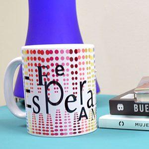 Mug ideal para detalles