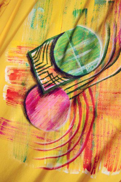 Tácticas para más durabilidad en tus prendas Pintadas a Mano